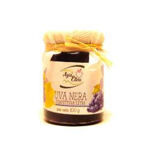 Extra Black Grape Jam 100 g.