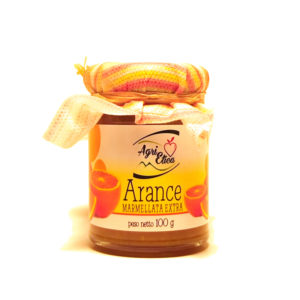 Extra Orange Marmelade 100 g.